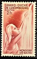 LUXEMBOURG 1939 - MLH - Sc# 216 - Ungebraucht