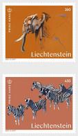 Liechtenstein - Postfris / MNH - Complete Set Kunstenaars 2021 - Ungebraucht