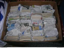 Lot No25 + De 1000 Cartes Postales Cp Format 10x15 France / Etranger Frais De Port 20 Euros Affranchissement TP - 500 Postcards Min.