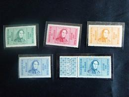 BELG.1960  Philatélique Club De Belgique 1950-1960 ** - Commemorative Labels