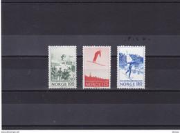 NORVEGE 1979 SKI  Yvert  746-748 NEUF** MNH - Ongebruikt