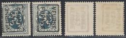 """Lion Héraldique - N°279 Préo """"Veurne 1929 Furnes"""" Position A/B Complet (n°5111) - Roulettes 1920-29"""