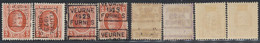 "Houyoux - N°192 Préo ""Veurne 1929 Furnes"" Complet (n°4642) - Roulettes 1920-29"