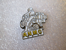 PIN'S    MOTO    ALSACE NORD  MOTO CLUB - Motorfietsen