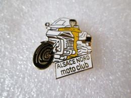 PIN'S    MOTO    ALSACE NORD  MOTO CLUB    Email Grand Feu - Motorfietsen