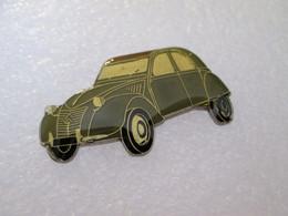 PIN'S    CITROEN  2 CV - Citroën