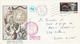 CAMERA CLUB DE COTE D'ORIENT DIJON 1997 - Gedenkstempel