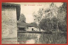 01- MONTAGNAT - AIN -Le Moulin - CPA Edit Ferrand N° 4493 - Scans Recto Verso  -Paypal Sans Frais - Altri Comuni