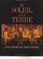 GLACERIE   Une Histoire De St Gobain - Unclassified