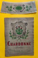 19598 - Dorin De Chardonne 1977 Récolte De La Commune - Altri