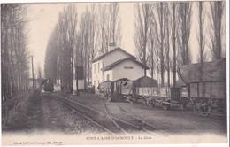 Pont L'Abbé D'Arnoult, Gare - Pont-l'Abbé-d'Arnoult