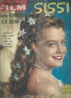 "NOUS DEUX FILM  N° 33  - 1958 "" SISSY "" ROMY SCHNEIDER / K.H. BOHM / G. KNUTH / UTAH FRANZ - Cinéma"