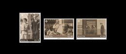 2021 Malta 100th Anniversary - Birth Of HRH Prince Philip The Duke Of Edinburgh Set Of Three Stamps Mint NH  VF - Malta