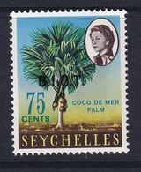 British Indian Territory (BIOT): 1968   QE II - Pictorial 'B.I.O.T.' OVPT   SG9    75c   MH - British Indian Ocean Territory (BIOT)