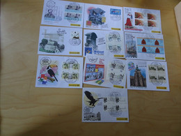 Dt. Post Messebelege Jahrgang 2001 Komplett (17009) - Covers & Documents