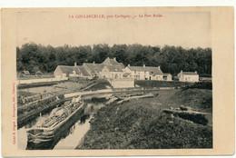 LA COLLANCELLE - Le Port Brulé, Péniche - Other Municipalities