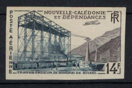NOUVELLE CALEDONIE      N°  YVERT    PA 66 Non Dentelé  NEUF SANS  CHARNIERES      ( SCH 03/26 ) - Nuevos