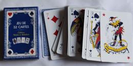 Jeu De 32 Cartes à Jouer Publicitaire Maison DUVAL édition Belote & Rebelote - 32 Cards