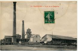 LA MACHINE - Puits De La Chapelle, Mines - La Machine