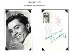 LOT N°46 : DEDICACES, AUTOGRAPHES, DIVERS - Magnifique Ensemble - Autographs