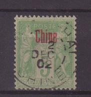CHINE : N° 3 . OBL  . TB . 1894/00 . ( CATALOGUE YVERT ) . - Gebruikt
