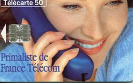 TELECARTE  France Telecom   50  UNITES.  1.000.000 EX. - Telecom Operators