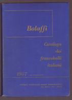 Catalogue Italie Bolaffi 1957 Catalogo Dei Francobelli Italiani 372 Pages - Italia