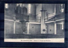 34. Montpellier. Intérieur Du Temple Des Protestants - Montpellier