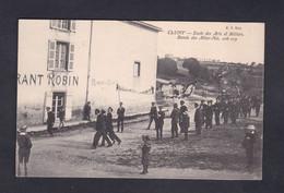 Cluny (71)  Ecole Des Arts Et Metiers Bandes Des Allier Nés 106-109 ( Animée Gad' ZArts   47063) - Cluny