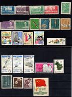 Cina Lotto Francobolli Usati - Collections, Lots & Series