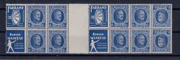 1930 - Publiciteitszegels - OBP / COB UITERST ZELDZAME Combinatie Van PU 3 En 4 - Postfris - Pubblicitari