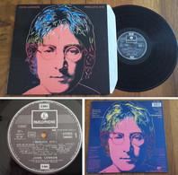"""RARE French LP 33t RPM (12"""") JOHN LENNON (1986) - Rock"""