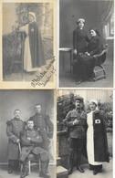 Lot De 90 Photos Et Cartes-photo D'une Même Famille (Metzel) Pour Généalogie Ou Archives - Roanne Et Le Doubs - 5 - 99 Cartoline
