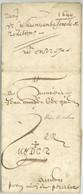 Dunkerque 1644 Pour Anvers - ....-1700: Precursores