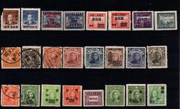 Cina Lotto Francobolli Usati E Nuovi - Collections, Lots & Series