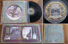 "RARE French LP 33t RPM (12"") JON ANDERSON (YES, Gatefold P/s, 1976) - Rock"