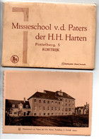 Mapje Met 12 Kaarten Missieschool Kortrijk - Kortrijk