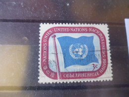 NATIONS UNIES NEW YORK  YVERT N°4 - Gebraucht