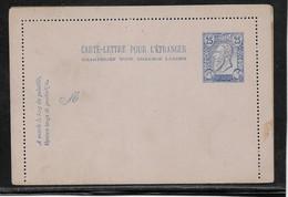 Belgique - Entiers Postaux - Letter-Cards