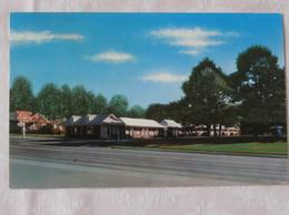 "USA - Timbre 1978 De 28 Cents ""Remote Outpost ...""  Sur Carte Du Lincoln Hotel Courts (Ruston - Louisiane) - Other"