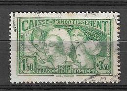 France YT N° 269 Oblitéré. B/TB. A Saisir! - Used Stamps