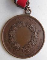 Medaille Société De Tir De Choisy Le Roi . La Cible - Val-de-Marne, 94 - Other