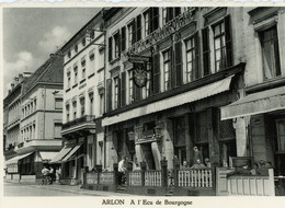 ARLON - A L'Ecu De Bourgogne - 3 Cartes - Arlon