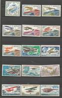 MONACO ANNEE 1964 N°637 A 651 NEUFS** MNH COTE 17.50€ - Nuovi