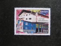 Saint Pierre Et Miquelon: TB N° 1132, Neuf XX. - Unused Stamps