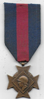 Médaille Des Services Militaires Volontaires - Francia