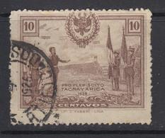 Peru, Scott RA4, Used - Peru