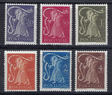 1950 - PORTUGAL - 4th CENTENARY OF THE DEATH S. JOÃO DE DEUS  - MNH - Unused Stamps