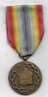 Médaille  La France à Ses Libérateurs  1944 - Francia