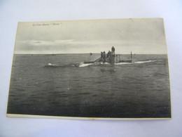 "CPA - Le Sous Marin "" Morse "" - 1935  - SUP  (FC 42) - Submarines"